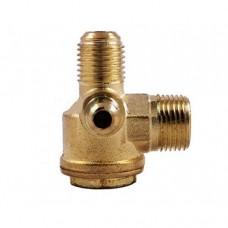 Обратный клапан на компрессор 10 mm*14 mm*16 mm