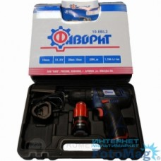 Аккумуляторный шуруповерт Фаворит ДА-10.8 BL2
