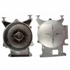 Крышка статора левая(подшипник 6203) 650-950Вт