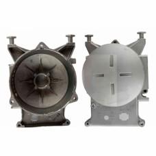 Крышка статора левая(подшипник 6204) 650-950Вт