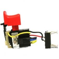 Кнопка-выключатель шуруповерта Bosch, Интерскол
