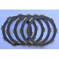 Комплект дисков сцепления (186F)
