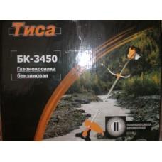 Бензокоса ТИСА БК 3450