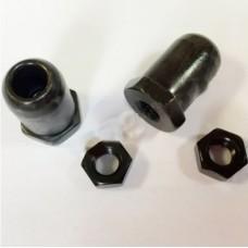 Винт регулировки клапанов с гайкой (188F)