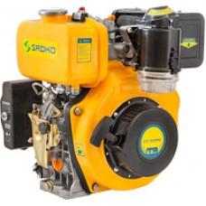 Дизельный двигатель DE-300ME