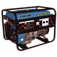 Бензиновый генератор Etalon SPG 6500TE2