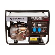 Genctab GSG-6500CLEH, эл. старт, бензин