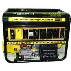 Бензиновый генератор Genctab PRG-6500CLE