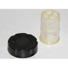 Крышка топливного бака с сеткой 4-6кВт (дизель)