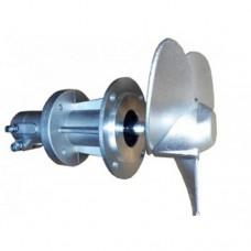 Насадка лодочный винт для бензокосы 9T D=28 мм